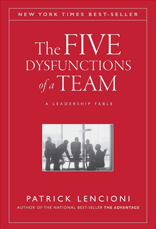 The Five Dysfunctions of a Team trans