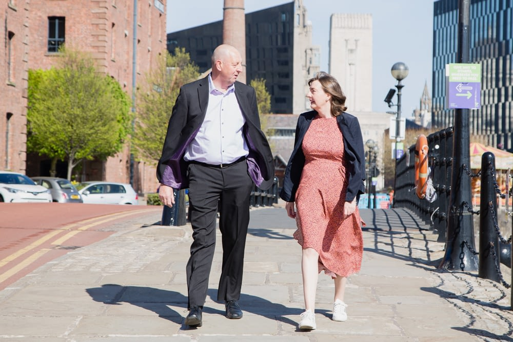 Walk and Talk Coaching Liverpool