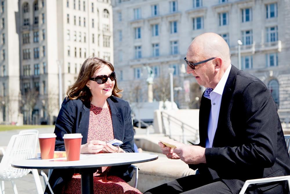 Walk and Talk Executive Coaching